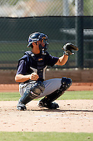 Cameron Garfield  - Milwaukee Brewers 2009 Instructional League.Photo by:  Bill Mitchell/Four Seam Images..
