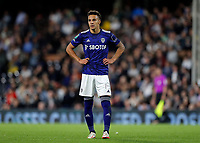 21st September 2021; Craven Cottage, Fulham, London, England; EFL Cup Football Fulham versus Leeds; Rodrigo Moreno of Leeds United