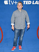 """15 July 2021 - West Hollywood, California - Patton Oswalt. Apple's """"Ted Lasso"""" Season 2 Premiere held at the Pacific Design Center. Photo Credit: Billy Bennight/AdMedia"""