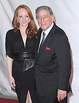 Tony Bennett and Antonia Bennett at The 2012 MusiCares Person of the Year Dinner honoring Paul McCartney at the Los Angeles Convention Center, West Hall in Los Angeles, California on February 10,2011                                                                               © 2012 DVS / Hollywood Press Agency
