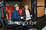Enjoying Camp Horse Fair on Monday, l to r: Natasha Hayes and Marie Daniels.