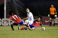 2010 Nike International Friendlies Development Academy Winter Showcase U17. USA defeated the Korea Republic 2-1at Reach 11 Soccer Complex on Wednesday December 1, 2010.