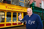 Paul Treyvaud who as declared his reopening his restaurant in Killarney on the 1st July no matter what