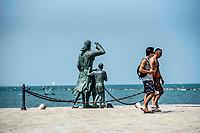 riviera adriatica, cesenatico, riviera romagnola, mare adriatico, estate, vacanza, spiaggia