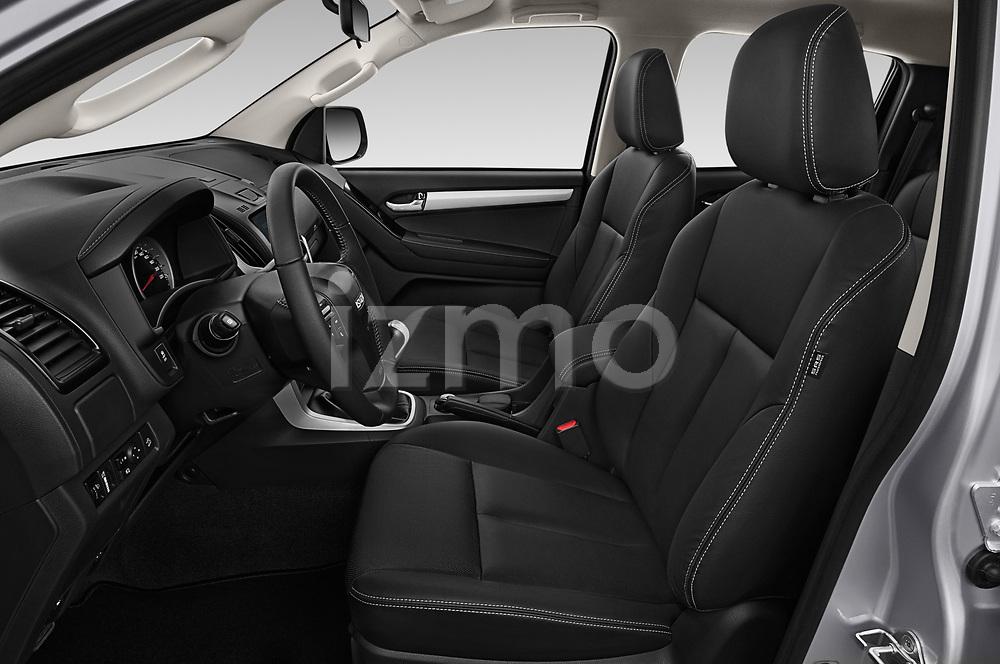 Front seat view of 2019 Isuzu D-Max LSX 5 Door Pick-up Front Seat  car photos