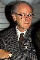 Montreal (QC) CANADA  file photo - <br /> <br />  -Pierre vadeboncoeurMontreal (QC) CANADA  file photo - Jan 1993<br /> <br />  -Pierre vadeboncoeur