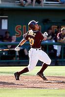 Riccio Torrez - 2009 Arizona State Sun Devils playing against the San Diego Torreros at Packard Stadium, Tempe, AZ - 05/05/2009 .Photo by:  Bill Mitchell/Four Seam Images