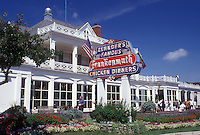 AJ0490, Michigan, Frankenmuth, Zehnder's Restaurant in the German Community of Frankenmuth.