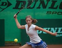 Hilversum, Netherlands, August 12, 2016, National Junior Championships, NJK, <br /> Photo: Tennisimages/Henk Koster