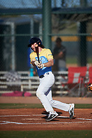 Trace Ramos during the Under Armour All-America Tournament powered by Baseball Factory on January 19, 2020 at Sloan Park in Mesa, Arizona.  (Zachary Lucy/Four Seam Images)