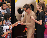 Angelina Jolie and Brad Pitt at The Dreamworks Animation L.A. Premiere of Kung Fu Panda 2 held at The Grauman's Chinese Theatre in Hollywood, California on May 22,2011                                                                               © 2011 Hollywood Press Agency