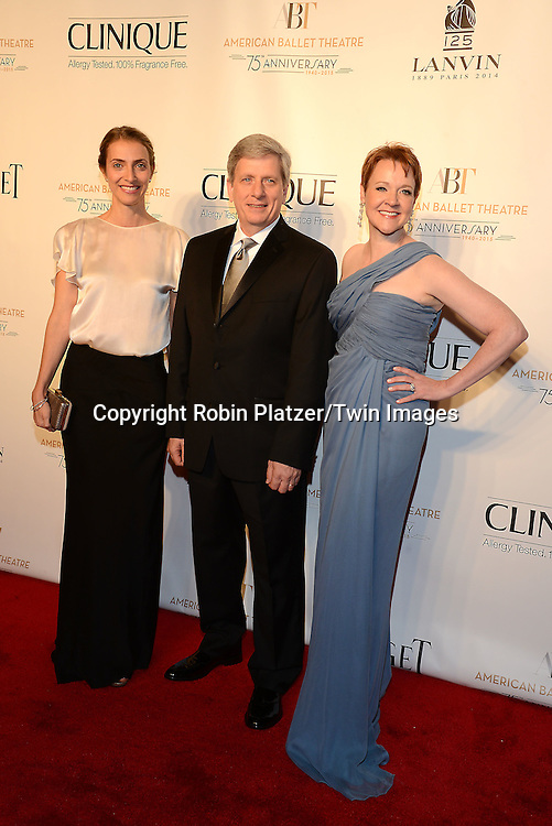 Rachel Moore attends the Opening Night of American Ballet Theatre 2014 Fall Gala on October 22,2014 at the David Koch Theater at Lincoln Center in New York City. <br /> <br /> photo by Robin Platzer/Twin Images<br />  <br /> phone number 212-935-0770