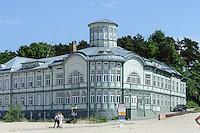 Haus am Strand von Jurmala-Majori, Lettland, Europa