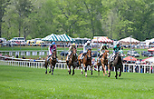 Complete Zen leads to the last in the Georgia Cup at Kingston Downs.