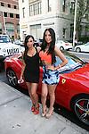 Atmosphere Ferrari Maserati of Central New Jersey - Metropolitan Bikini Fashion Weekend 2013 Held at BOA Sponsored by Social Magazine, Maserati and Ferrari, Hoboken NJ