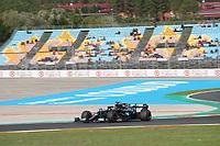 8th October 2021; Formula 1 Turkish Grand Prix 2021 free practise at the Istanbul Park Circuit, Istanbul;  Lewis Hamilton GBR 44, Mercedes-AMG Petronas Formula One Team