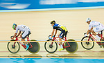Cheung King Lok of IND competes in Men Elite - Points Race 30KM Final during the Hong Kong Track Cycling National Championship 2017 on 25 March 2017 at Hong Kong Velodrome, in Hong Kong, China. Photo by Marcio Rodrigo Machado / Power Sport Images