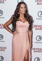 PACIFIC PALISADES, CA - JUNE 17: Dania Ramirez attends the Lifetime original series 'Devious Maids' premiere party held at Bel-Air Bay Club on June 17, 2013 in Pacific Palisades, California. (Photo by Celebrity Monitor)