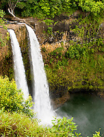 Wailua Falls Roaring