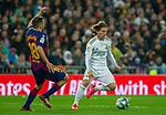 Real Madrid CF's Luka Modric during La Liga match. Mar 01, 2020. (ALTERPHOTOS/Manu R.B.)