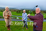 MAry Ann Downes,Dermot  Jimmy Foley the management committee at the new Maine Valley Golf club in Killorglin