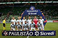 São Paulo (SP), 20/02/2020 - Palmeiras-Guarani - Poster. Palmeiras e Guarani, durante partida válida pela sétima rodada do campeonato paulista 2020, no Allianz Parque, zona oeste da capital, na noite desta quinta-feira (20).