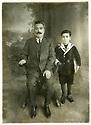 Syrie 1920?.Damas: Fayad Agha Shemdin et Mohamed Edib Shemdin.Syria 1920?.Damascus: Fayad Agha Shemdin and Mohamed Edib Shemdin