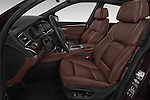 Front seat view of a 2015 BMW 5 Series 535I Luxury 5 Door Hatchback 2WD Front Seat car photos
