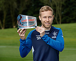 03.05.2019 Rangers awards: Scott Arfield with player of the month award