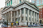 The Custom House, Boston, Massachusetts, USA