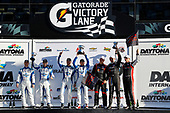 #37 LA Honda World Racing Honda Civic TCR, TCR: Tom O'Gorman, Shelby Blackstock, #73 LA Honda World Racing Honda Civic TCR, TCR: Mike LaMarra, Mat Pombo, #23 Fast MD Racing Audi RS3 LMS TCR, TCR: Nick Galante, James Vance, Jared Salinsky