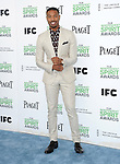 Michael B. Jordan<br /> <br /> <br />  attends The 2014 Film Independent Spirit Awards held at Santa Monica Beach in Santa Monica, California on March 01,2014                                                                               © 2014 Hollywood Press Agency