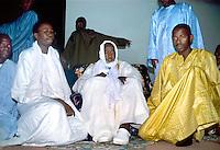 - festivity of immigrates from Senegal of Muslem Murida religion, the religious authority sceikh Mbacké Mourtada....- festa degli immigrati Senegalesi di religione mussulmana Murida,  l'autorità religiosa sceikh Mbacké  Mourtada