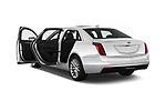 Car images of 2017 Cadillac CT6 RWD 4 Door Sedan Doors