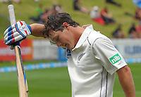 131212 International Test Cricket - NZ Black Caps v West Indies