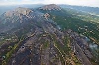 East Peak wildfire near Walsenburg, Colorado. June 2013.