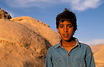 Jordan, a Bedouin boy&#xA;<br />