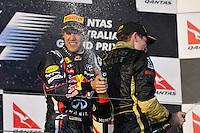 F1 2011 - Melbourne