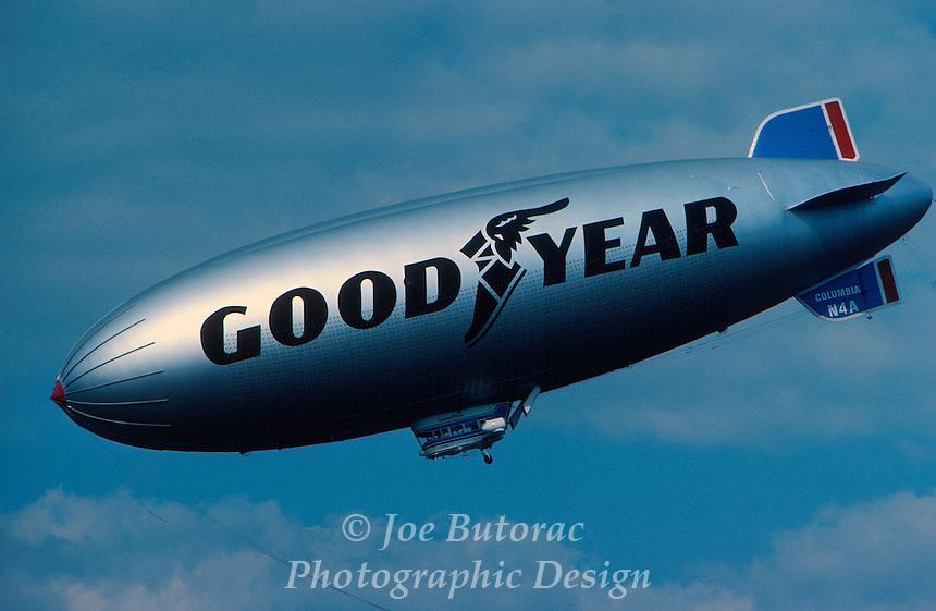 Goodyear Blimp Columbia Abbotsford International Air Show, B.C.