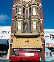 San Diego: Yuma Building, 631 Fifth Avenue, 1886. Architect unknown. Photo '80.