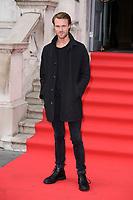 "Hugh Skinner<br /> arriving for the premiere of ""The Wife"" at Somerset House, London<br /> <br /> ©Ash Knotek  D3418  09/08/2018"