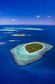 ilot Puembo et Noe, lagon Sud