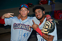 08.08.2019 - MiLB Clearwater vs Palm Beach