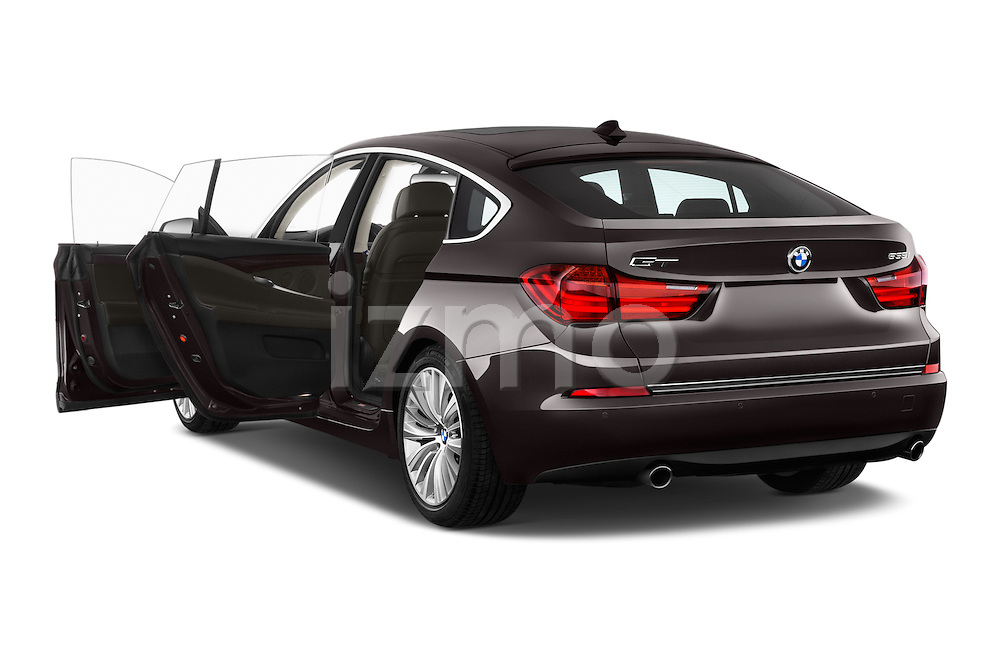 Car images of 2015 BMW 5 Series 535i Gran Turismo Luxury Line 5 Door Hatchback Doors