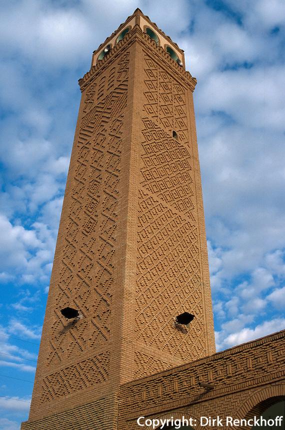 Moschee, Tozeur, Tunesien