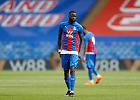 5th September 2020; Selhurst Park, London, England; Pre Season Friendly Football, Crystal Palace versus Brondby; Cheikhou Kouyate of Crystal Palace