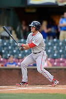 Greenville Drive third baseman Nick Moore #11 during a game against the Lexington Legends on April 18, 2013 at Whitaker Bank Ballpark in Lexington, Kentucky.  Lexington defeated Greenville 12-3.  (Mike Janes/Four Seam Images)