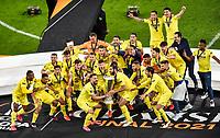 Villarreal players celebrate with the trophy <br /> Gdansk 26/05/2021<br /> Europa League Final <br /> Villarreal Vs Manchester United<br /> Photo Lukasz Laskowski / PressFocus / NEWSPIX.PL  Imago/Insidefoto