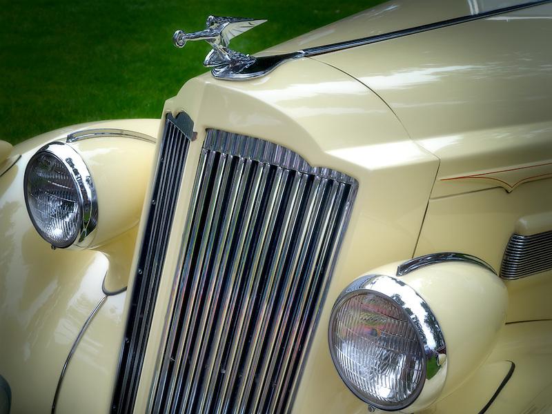 1936 Packard. Oregon