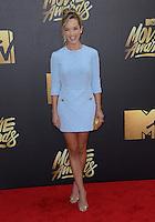 Kelley Jakle @ the 2016 MTV Movie Awards held @ the Warner studios.<br /> April 9, 2016